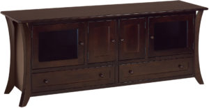 Caledonia TV Cabinet with Drawers Collection