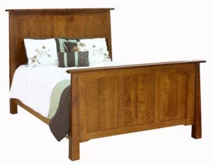 Amish Cambridge Bed