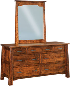 Cambridge Seven Drawer Dresser