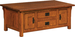 Camden Cabinet Coffee Table