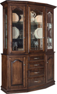 Cantilever Traditional Hutch