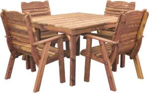 Cedar Casual Dining Table