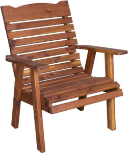 Cedar Straightback Chair