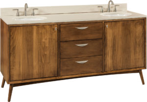 Century 69 Inch Free-Standing Sink