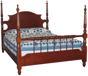 Classic Cherry Bed