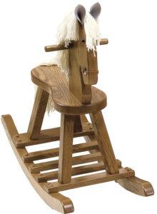 Classic Rocking Horse-Flat Seat