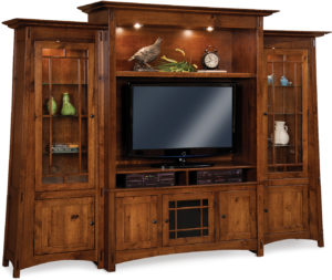 Colbran Four Piece Wall Unit
