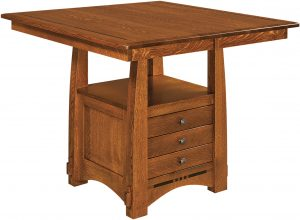 Colebrook Cabinet Table