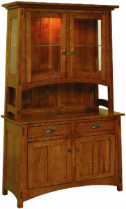 Colbran Two Door Hutch
