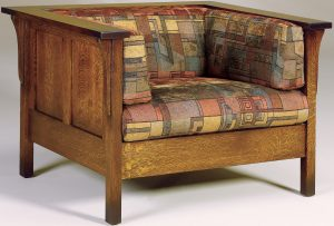 Cubic Panel Chair
