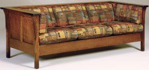 Cubic Panel Sofa
