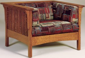 Cubic Slat Chair
