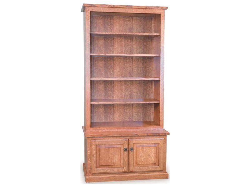 Dad's Bookcase