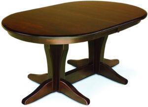 Double Vintage Table