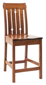 Douglas Mission Bar Chair