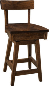 Eddison Swivel Bar Stool