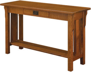 Elliot Mission Collection Sofa Table