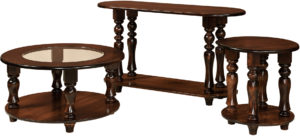 Empire Round Occasional Table Collection