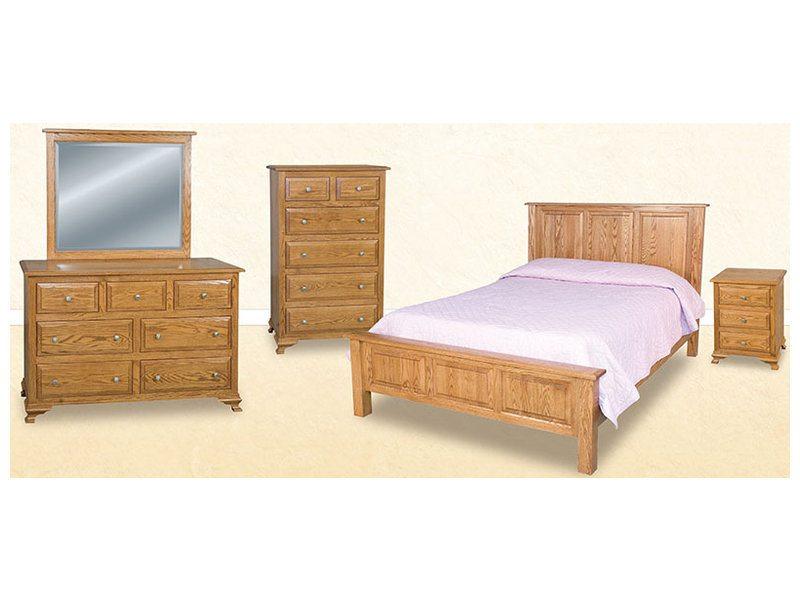 Heritage Economy Bedroom Suite