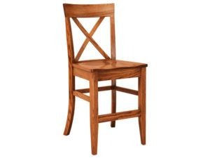 Frontier Stationary Bar Stool
