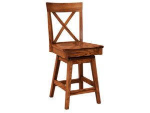 Frontier Swivel Bar Stool