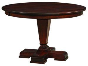 Fulton Pedestal Dining Table