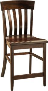 Galena Stationary Barstool