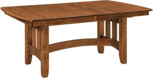 Galena Trestle Table