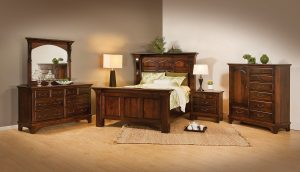 Hamilton Court Bedroom Collection