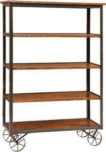 Harper Open Bookcase Collection