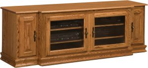 Heritage Small TV Console
