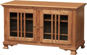 Heritage Two Door TV Unit