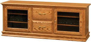 Heritage Wide TV Console