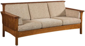 Highback Slat Sofa