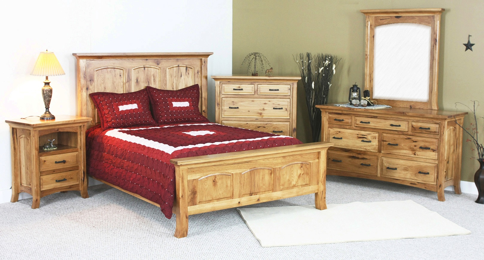 bedroom sets amish bedroom collection brandenberry amish furniture. Black Bedroom Furniture Sets. Home Design Ideas