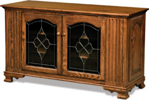 Hoosier Heritage Side Door TV Stand