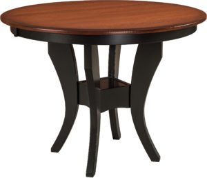 Imperial Single Pedestal Pub Table
