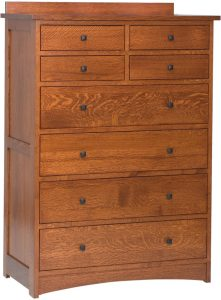 Jacobson Eight Drawer Chest