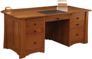 Jamestown 69 Inch Executive Desk