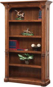 Jefferson 48 Inch Bookcase