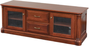 Jefferson 68 Inch Plasma TV Stand