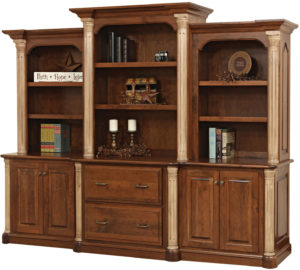 Jefferson Premier XL Hutch with Base