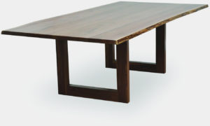 Kalispel Live Edge Dining Table