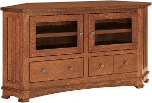 Kenwood Corner TV Cabinet