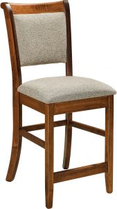 Kimberly Stationary Bar Stool