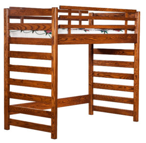 Ladder Loft Bed