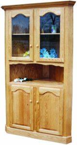 LaGrange Corner Curio Cabinet