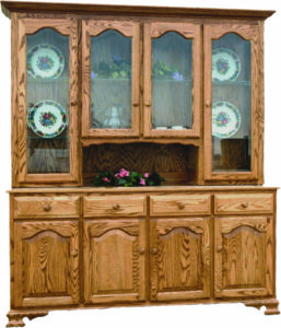 LaGrange Four Door Hutch
