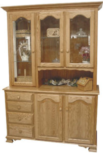 LaGrange Three Door Hutch