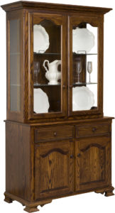 LaGrange Two Door Hutch
